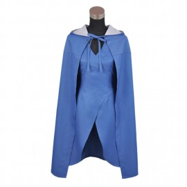 Cosplay Costume Dress Cloak Suit Stage Performance Halloween Party Costume