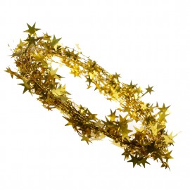 Christmas Gift Iron Wire with Five-pointed Stars