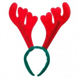 Christmas Headband Deer Horn Headband