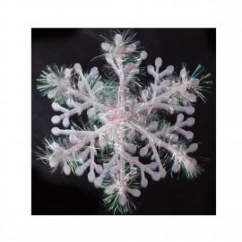 Christmas Ornaments Glittering Snowflake 15cm