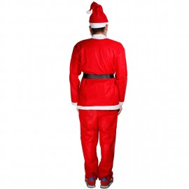 Christmas Gift Santa Suit for Male Cosplay Costume